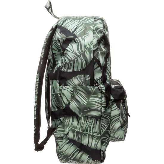 Classic Rucksack, schwarz / grün, zoom bei OUTFITTER Online