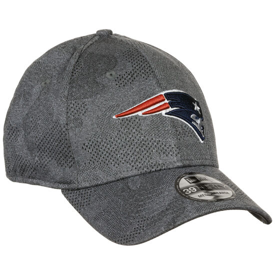 39Thirty NFL New England Patriots Engineered Plus Cap, dunkelgrau, zoom bei OUTFITTER Online