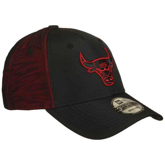 9FORTY NBA Mesh Underlay Chicago Bulls Cap, , zoom bei OUTFITTER Online