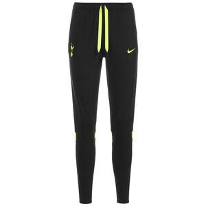 Tottenham Hotspur Travel Fleece Trainingshose Damen, schwarz / neongrün, zoom bei OUTFITTER Online