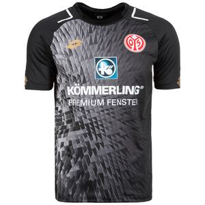 FSV Mainz 05 Trikot Away 2017/2018 Herren, Schwarz, zoom bei OUTFITTER Online