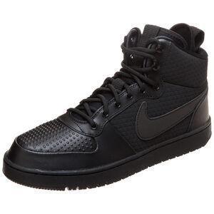 Court Borough Mid Winter Sneaker Herren, Schwarz, zoom bei OUTFITTER Online