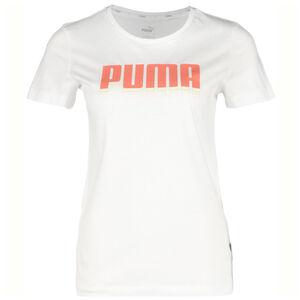 Rebel Graphic T-Shirt Damen, weiß / apricot, zoom bei OUTFITTER Online