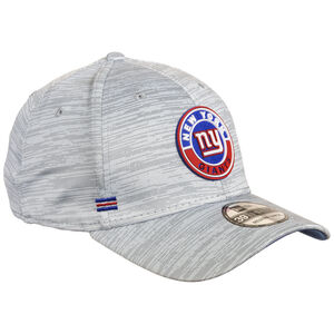 39THIRTY NFL New York Giants On-Field Sideline Road Cap, grau / blau, zoom bei OUTFITTER Online