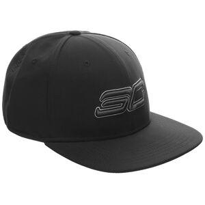SC30 Core Strapback Cap, schwarz, zoom bei OUTFITTER Online