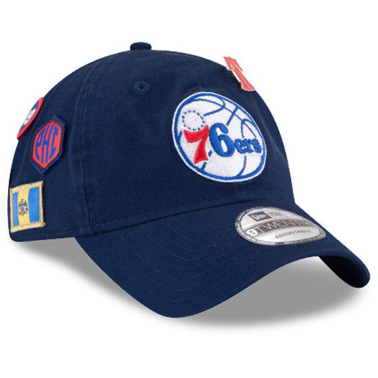 9Twenty NBA 18 Draft Philadelphia 76er Snapback, , zoom bei OUTFITTER Online