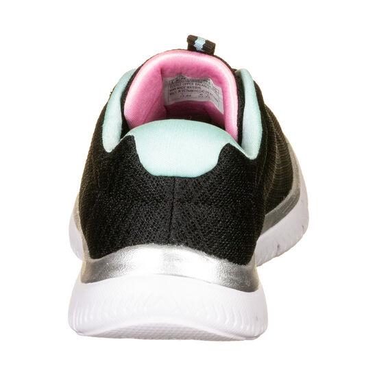 Summits Sneaker Kinder, schwarz / türkis, zoom bei OUTFITTER Online