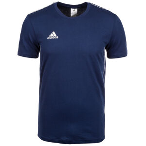 Core 18 T-Shirt Herren, dunkelblau / weiß, zoom bei OUTFITTER Online