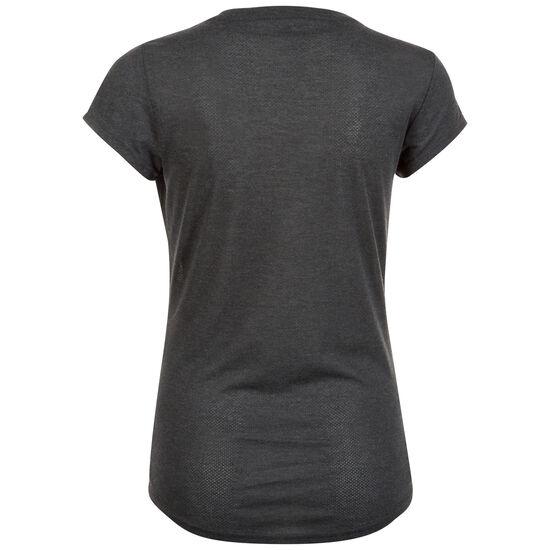 Essential No.1 Trainingsshirt Damen, dunkelgrau, zoom bei OUTFITTER Online