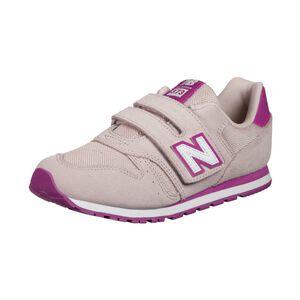 YV373 Hook & Loop Sneaker Kinder, rosa / pink, zoom bei OUTFITTER Online