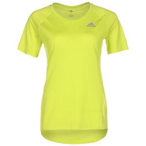 Runner Laufshirt Damen, neongelb, zoom bei OUTFITTER Online