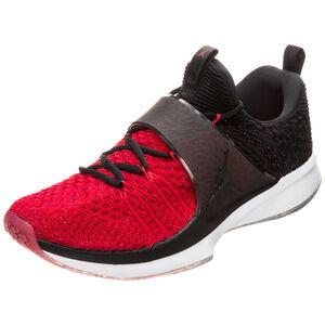 Jordan Trainer 2 Flyknit Sneaker Herren, Rot, zoom bei OUTFITTER Online