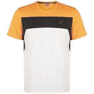 Race Laufshirt Herren, weiß / orange, zoom bei OUTFITTER Online
