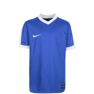 Striker IV Fußballtrikot Kinder, blau / weiß, zoom bei OUTFITTER Online