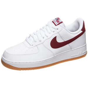 Air Force 1 '07 2 Sneaker Herren, weiß / rot, zoom bei OUTFITTER Online