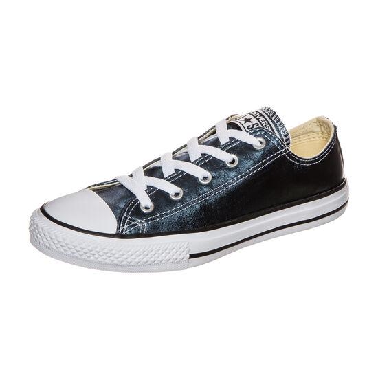 Chuck Taylor All Star Metallic OX Sneaker Kinder, Blau, zoom bei OUTFITTER Online