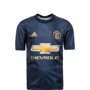 Manchester United Trikot 3rd 2018/2019 Kinder, Blau, zoom bei OUTFITTER Online