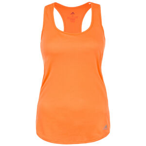 Own The Run Lauftank Damen, orange, zoom bei OUTFITTER Online
