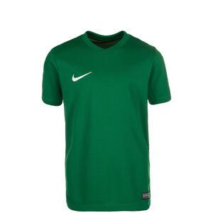 Park VI Fußballtrikot Kinder, grün / weiß, zoom bei OUTFITTER Online