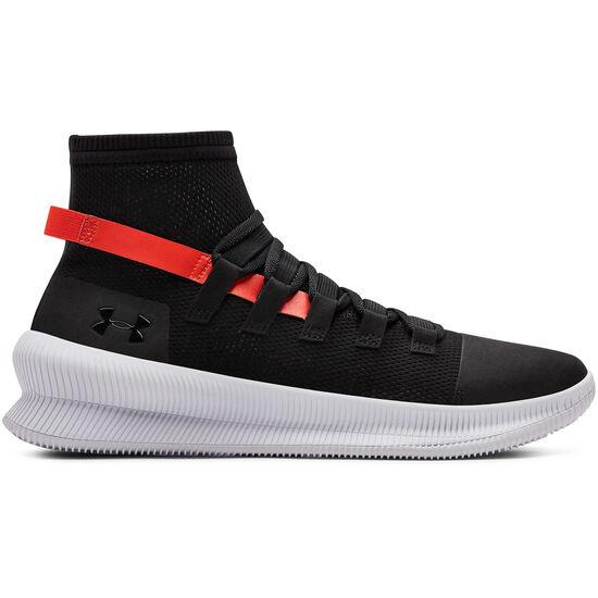 Future Sig Basketballschuh Herren, schwarz / rot, zoom bei OUTFITTER Online