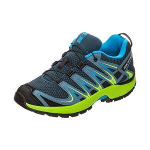 XA PRO 3D Trail Laufschuh Kinder, Blau, zoom bei OUTFITTER Online