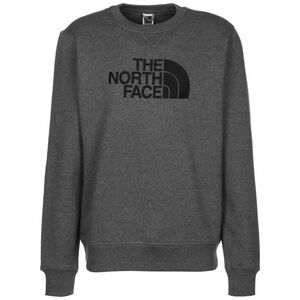 Drew Peak Crew Sweatshirt Herren, grau / schwarz, zoom bei OUTFITTER Online
