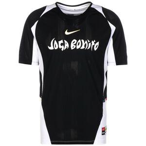F.C. Joga Bonito 2.0 Home Fußballtrikot Herren, schwarz / weiß, zoom bei OUTFITTER Online