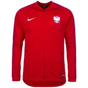Polen Anthem Jacke WM 2018 Herren, Rot, zoom bei OUTFITTER Online
