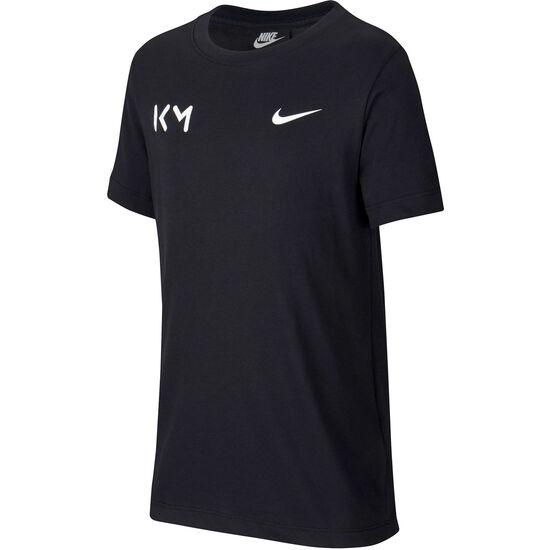 Kylian Mbappé T-Shirt Kinder, schwarz / weiß, zoom bei OUTFITTER Online
