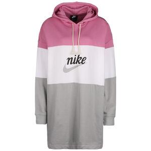 Varsity Sweatkleid Damen, rosa / weiß, zoom bei OUTFITTER Online