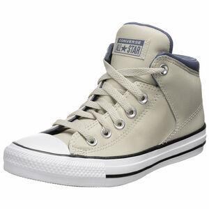 Chuck Taylor All Star High Street Mid Sneaker, beige / grau, zoom bei OUTFITTER Online