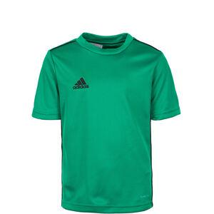 Core 18 Trainingsshirt Kinder, grün / schwarz, zoom bei OUTFITTER Online