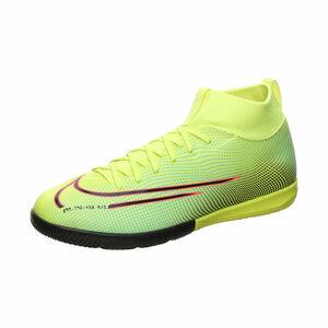 Mercurial SuperflyX 7 Academy MDS Indoor Fußballschuh Kinder, gelb / grün, zoom bei OUTFITTER Online
