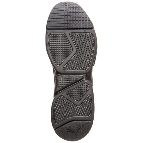 Zeta Suede Sneaker Herren, schwarz / silber, zoom bei OUTFITTER Online