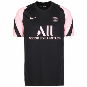 Paris St.-Germain Strike Away Trainingsshirt Herren, schwarz / rosa, zoom bei OUTFITTER Online