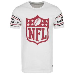 NFL Arizona Cardinals T-Shirt Herren, weiß / rot, zoom bei OUTFITTER Online