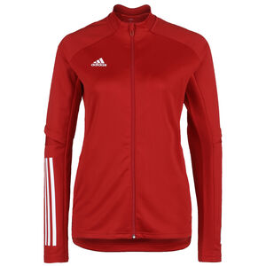 Condivo 20 Trainingsjacke Damen, rot / weiß, zoom bei OUTFITTER Online