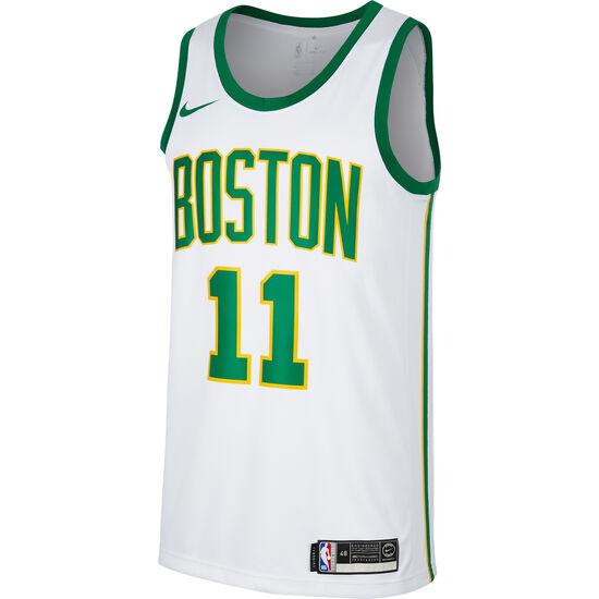 NBA Boston Celtics #11 Irving Basketballtrikot Herren, weiß / grün, zoom bei OUTFITTER Online