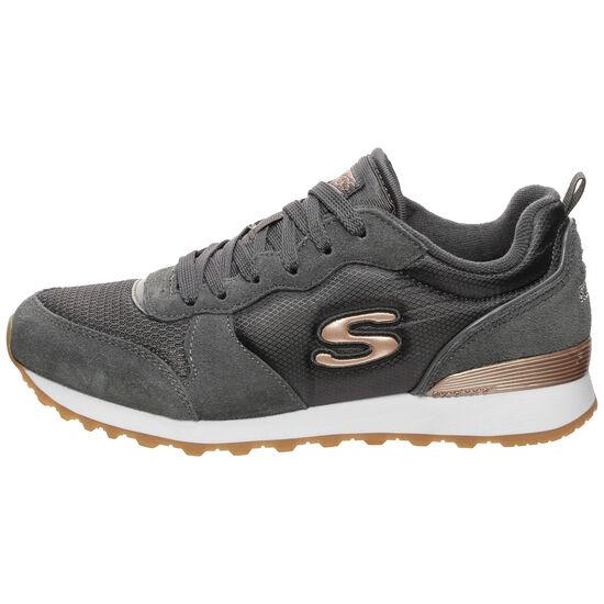 OG 85 Gold' Gurl Sneaker Damen, dunkelgrau / schwarz, zoom bei OUTFITTER Online