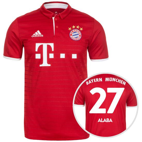FC Bayern München Trikot Home Alaba 2016/2017 Herren