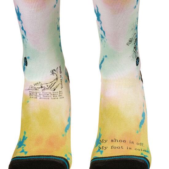 Shoe Is Off Socken, blau / gelb, zoom bei OUTFITTER Online