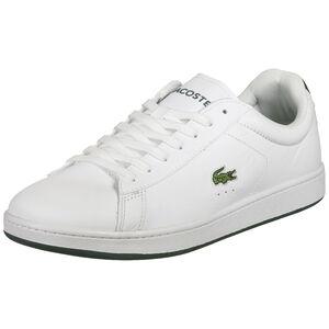 Carnaby Evo Sneaker Herren, weiß / dunkelgrün, zoom bei OUTFITTER Online