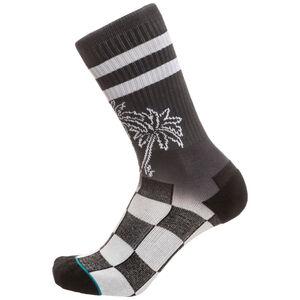 Dipped Socken, schwarz / weiß, zoom bei OUTFITTER Online