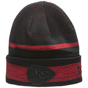 NFL Kansas City Chiefs Sideline Tech Knit Beanie, , zoom bei OUTFITTER Online