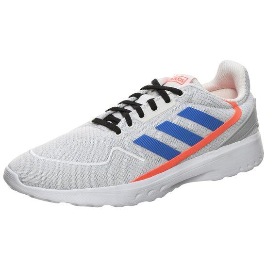 Nebzed Laufschuh Kinder, weiß / blau, zoom bei OUTFITTER Online
