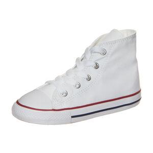 Chuck Taylor All Star High Sneaker Kleinkinder, Weiß, zoom bei OUTFITTER Online