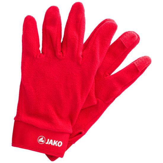 Fleece Winter Handschuhe, rot, zoom bei OUTFITTER Online