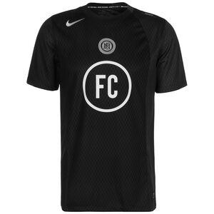 F.C. Away Fußballtrikot Herren, schwarz / anthrazit, zoom bei OUTFITTER Online