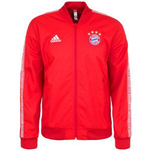 FC Bayern München Anthem Jacke Herren, rot / weiß, zoom bei OUTFITTER Online