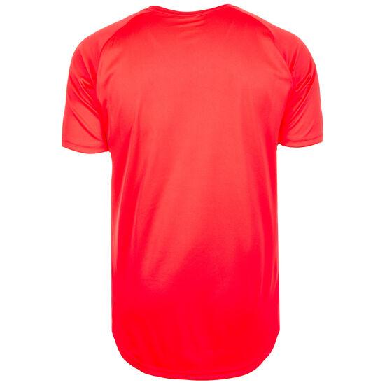 ftblNXT Graphic Core Trainingsshirt Herren, rot / weiß, zoom bei OUTFITTER Online